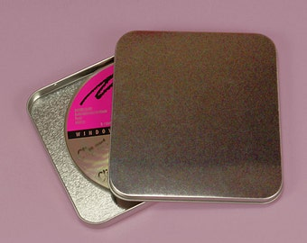Tin   CD Holder   Unhinged