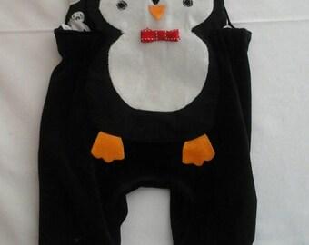 Cool Penguin Babysuit in 68
