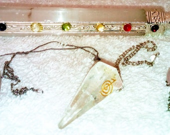 Pendulum Reading ~ Up to 10 Questions