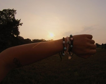 Handmade Friendship bracelets, Charity bracelets