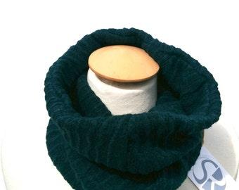 Neck turquoise (scarf)