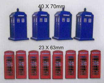 12 Phone Boxes