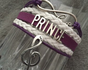 Prince inspired bracelets!