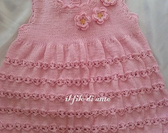 Pure cotton dress