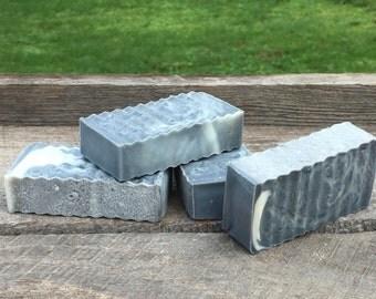 Hellstone handmade shea butter soap