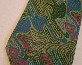 Vintage 1960's Men's Tie from Sears The Men's Store