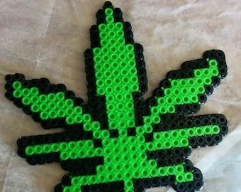 Pot Leaf Coaster