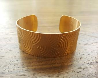 14k Gold, Bangle Bracelet Gold, Bracelets For Women, Hammered Bracelet, Boho Bracelets, Unique Jewelry, Handmade Bracelets, Handmade Jewelry