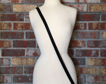 """60"""" Petite Leather Cross-body Strap, Replacement Bag Strap - Your Choice of Leather & Hardware"""