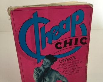 Cheap Chic (1978) Paperback