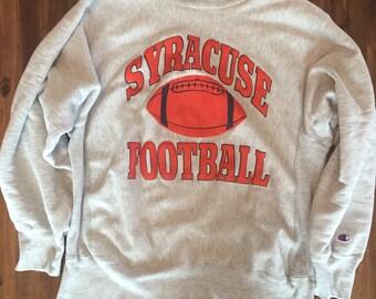 Syracuse Football Sweatshirt!