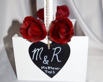 Personalized Flower Girl Basket