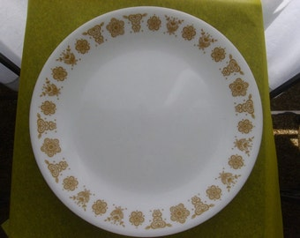 Corelle Butterfly Gold Small Plates - 4