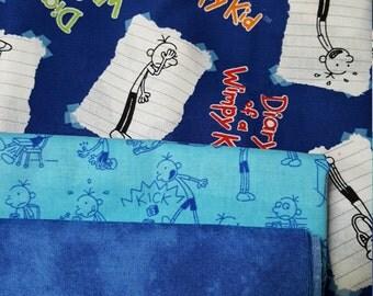 Diary of a Whimpy Kid Pillowcase Kit