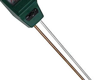 Worm Farm PH Meter, Moisture Meter For Composting Worms