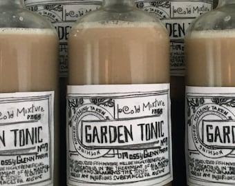 Garden Tonic No. 7  - quart bottle