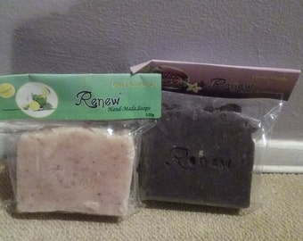 Natural hancrafted soaps made in Ghana