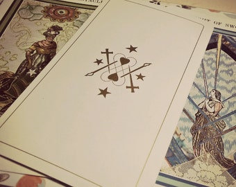 Three Question Tarot Reading