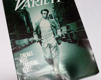 "Variety - Celebrating James Dean""s 50th Anniversary"