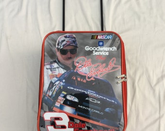 Kids Licensed Dale Earnhardt Pull Luggage