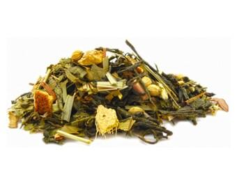 Herbal Tea: LEMON GINGER