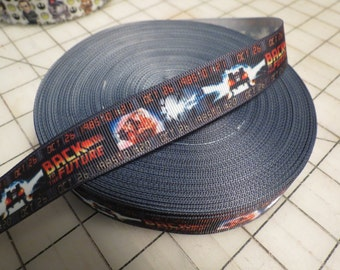 Back to the Future ribbon