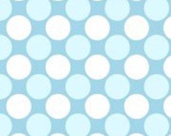 Polka Dot Fleece Blankets