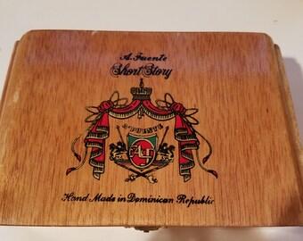 Arturo Fuente Cigar Box