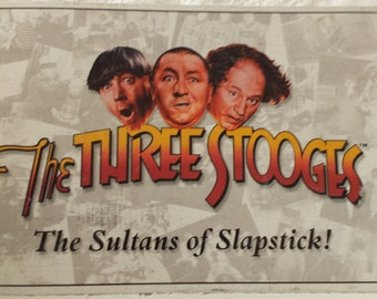 3 stooges metal pictures