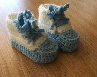 Baby Bootie Sneakers
