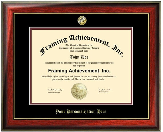 Diploma frames cheap