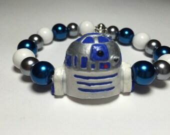 Star Wars R2-D2 bracelet