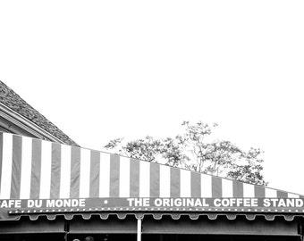 Cafe Du Monde- New Orleans, Louisiana- Photography