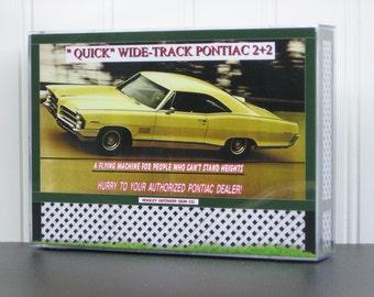 Pontiac 2+2 Photo/pontiac 2+2 ad/1965 pontiac 2+2/pontiac 421/pontiac sign/pontiac emblem/model car