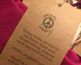 Coming Soon!!!! Peace Baby organic baby and toddler clothes!