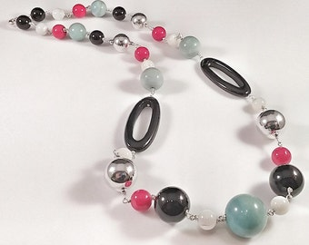 """The Fiesta Necklace - 25"""""""