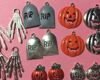 Halloween Charms
