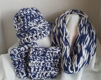 Handmade winter set
