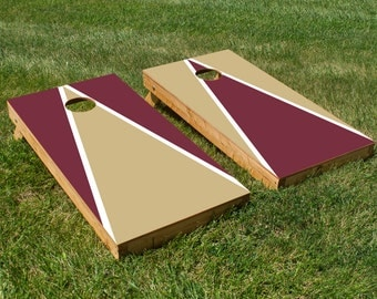 Florida State Seminoles Cornhole Board Set