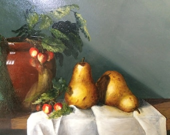Pot and Pears