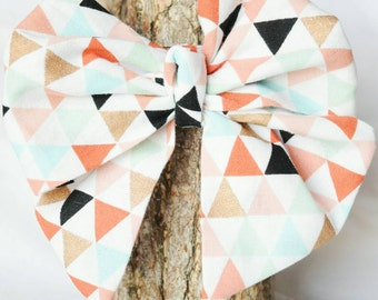 Knot Your Average Bow- triangle