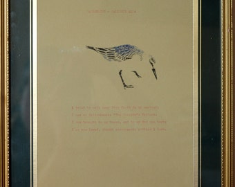 Swipe 8, lithograph