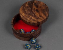 Stash Box, Wood Box, Keepsake Box, Jewelry Box, Dice Box, Wood Jewelry Box, Pot Stash Box, Marijuana Box, DandD Dice Box, Wood Travel Box
