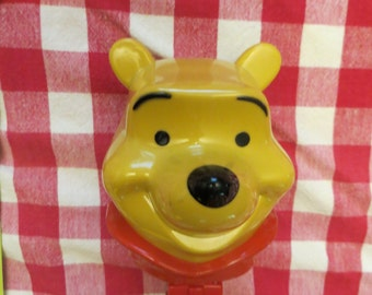 "11 3/4"" winnie the pooh pez dispenser bear disney"