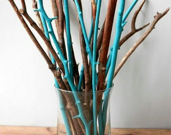Wood branches