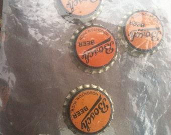 Vintage Bosch Brewery caps