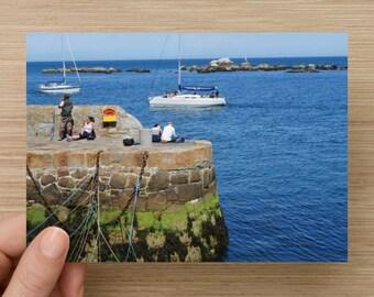 Collimore Harbour Dalkey Ireland