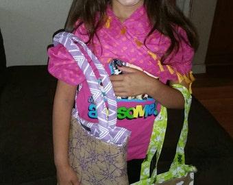 Halloween Trick-Or-Treat Tote Bag