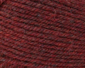 Encore Worsted - MSRP 5.99 (our price 3.82) 0560 Rust Heather - Plymouth Yarns (Turkey)