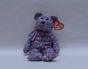 USA Beanie Baby
